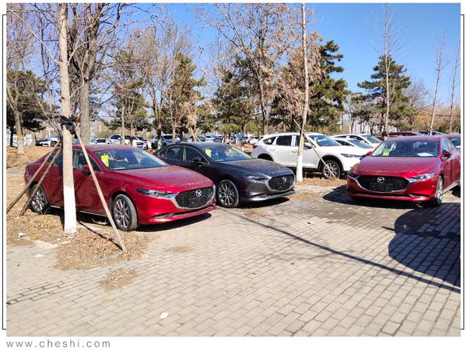 帮您看车多家4S店 同售长安马自达与一汽马自达-图6