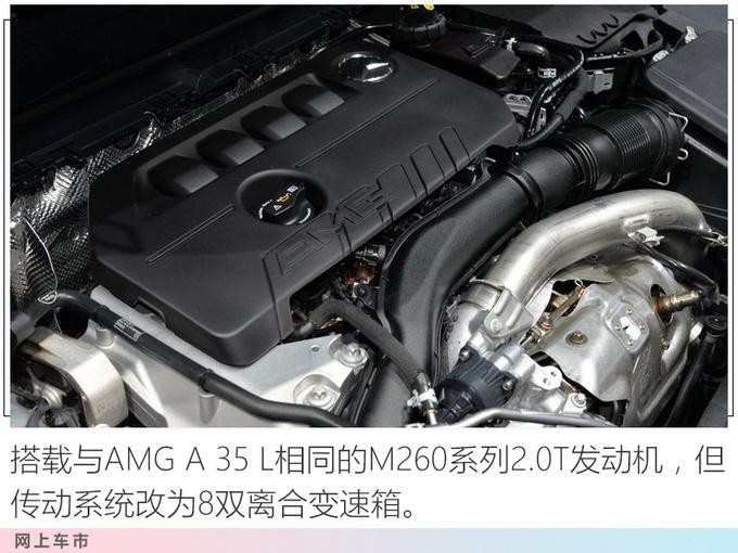 奔驰全新AMG GLA/GLB 35亮相国产版即将上市-图1