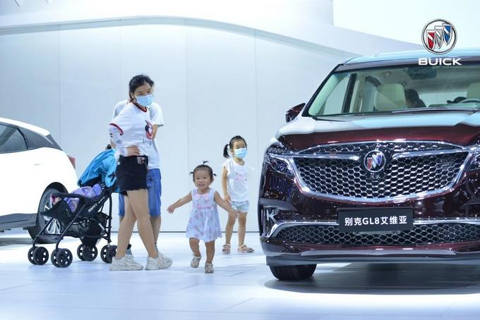全新一代别克GL8 Avenir上市 售价45.99-52.99万元-图9