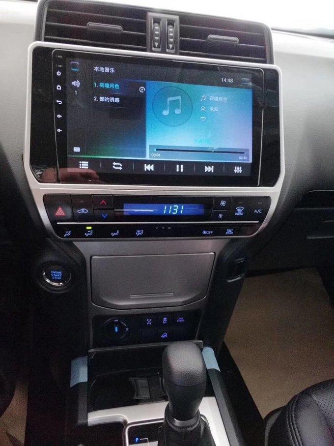 2018款丰田霸道2.8T 柴油版五座全时四驱-图6