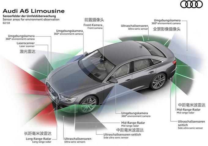 2018日内瓦车展:全新一代奥迪A6实拍解析-图5