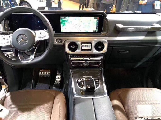 2019款奔驰G500新车上市 揭秘超凡越野王-图7