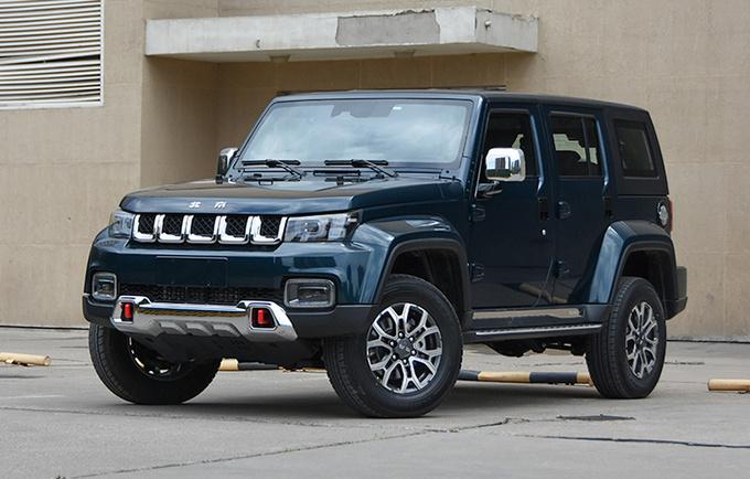 一半价格相近体验北京BJ40对比Jeep牧马人-图1