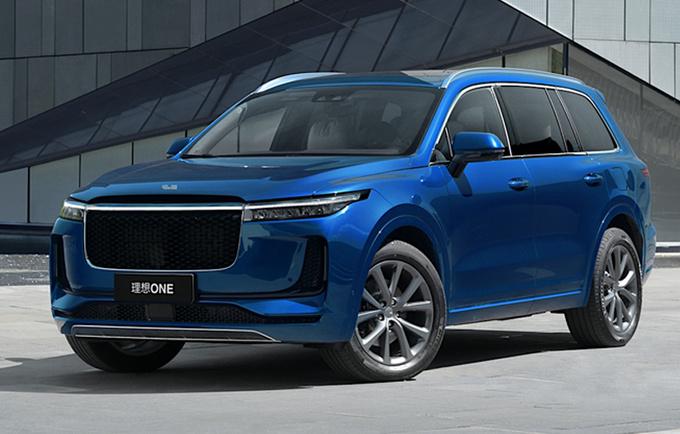 理想7月销量增33 将推全尺寸SUV 与宝马X7同级-图1