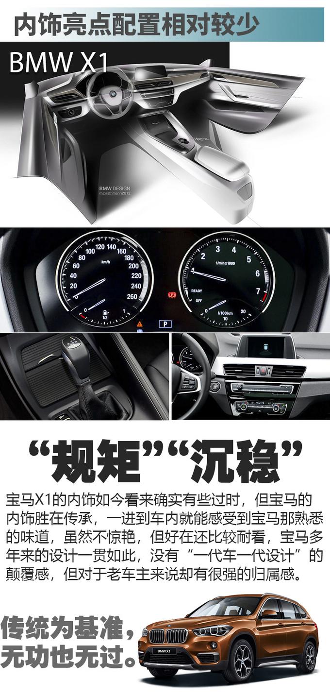 奥迪Q3/宝马X1/奔驰GLB 究竟是谁重新定义豪华SUV-图7