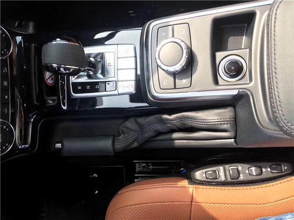 详解18款奔驰G500续写经典 19寸AMG轮毂-图7