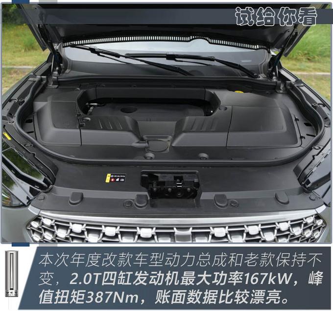 更符合家用定位/舒适性值得好评 试驾2021款VV6-图6