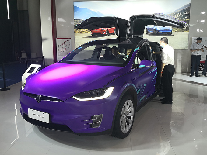 2020成都车展不容错过的3款豪华纯电新车-图10