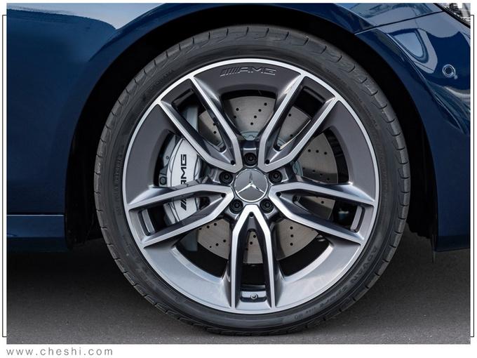 奔驰新款E 53 AMG旅行版发布RS6有对手了-图3