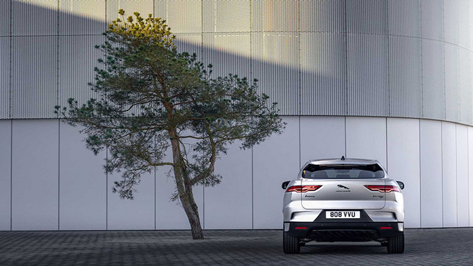 捷豹路虎研发氢动力汽车 首款车型很可能为SUV-图4