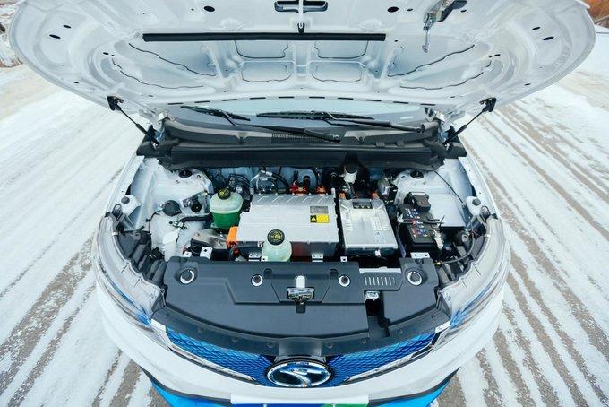 东南DX3EV电动车挑战40项高标准性能测试-图3