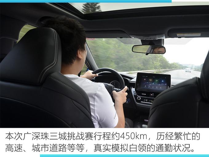 日常通勤的最佳拍档 广汽丰田雷凌家族高效节油-图5
