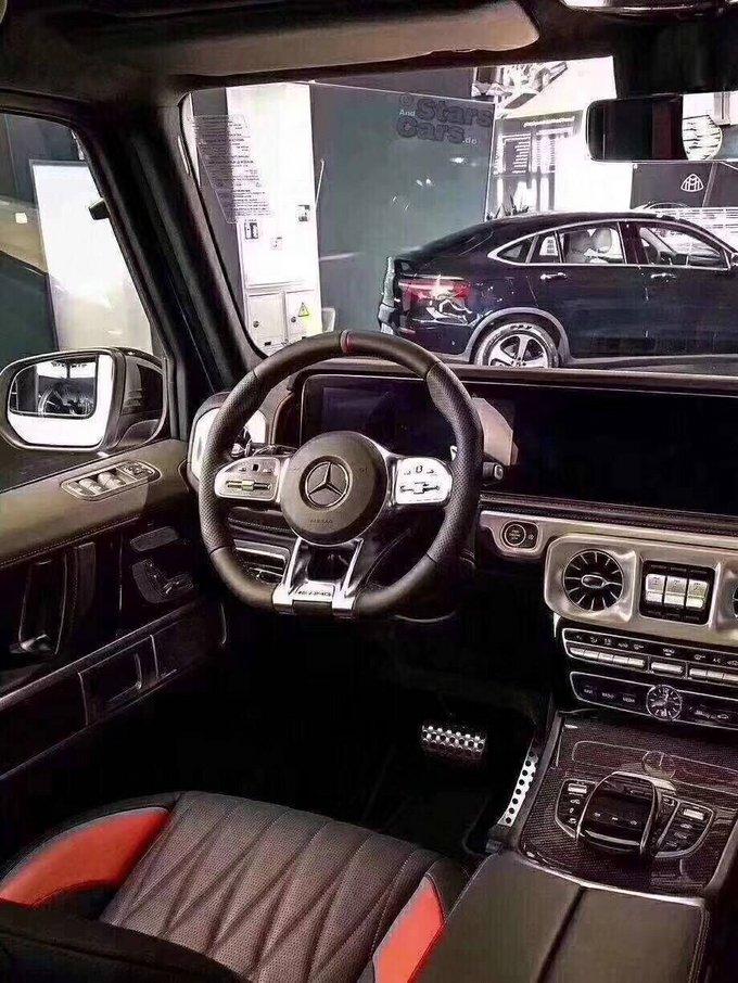 2019款奔驰G63全尺寸越野怪咖 最强大G级-图4