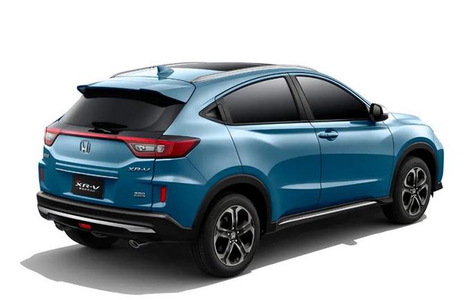 东风本田2021款XR-V上市 配置升级 1.5T舒适版贵4千-图2