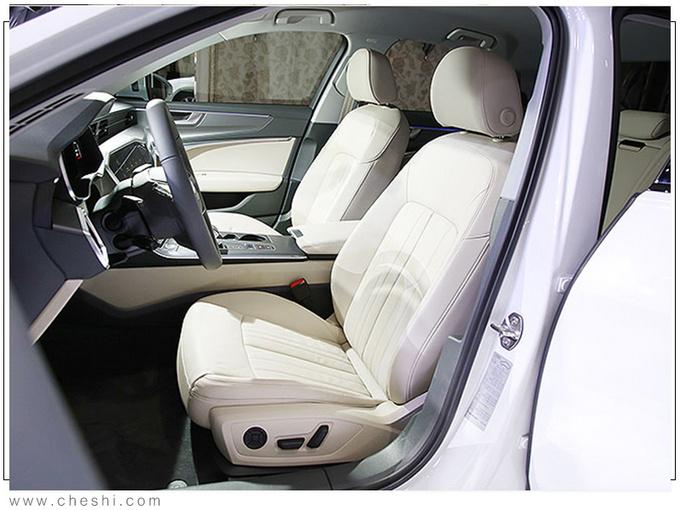 奥迪全新A6上市 尺寸超凯迪拉克CT5/PK宝马5系-图4
