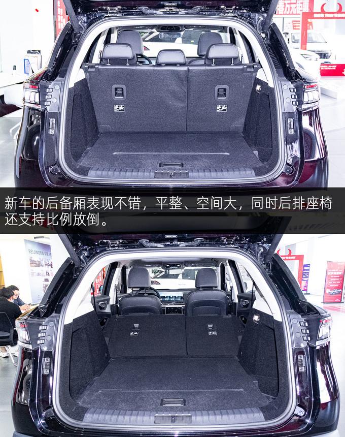 配置、服务双升级,BEIJING-X7贺岁限量版东莞实拍-图25