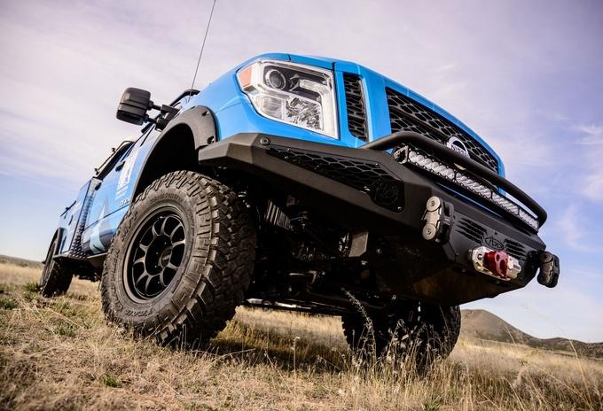 日产推出Titan特别版 5.6L汽油V8动力/534 N•m-图9
