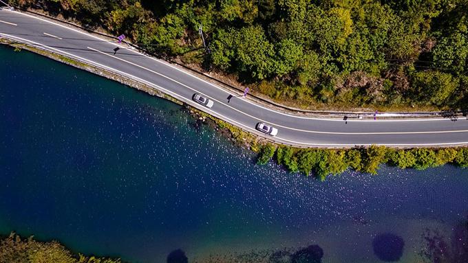 创新纯电动BMW iX3城市出逃计划圆满收官-图3