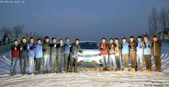东南DX3EV电动车挑战40项高标准性能测试-图1