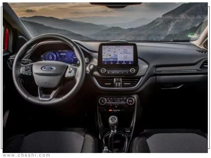 福特新款PUMA现已开售搭1.0T/跨界外观设计-图3