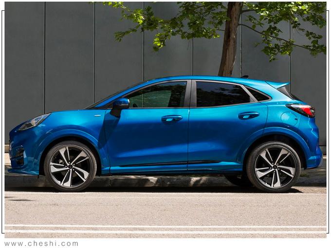 福特全新PUMA售价曝光搭1.0T/明年1月正式交付-图2