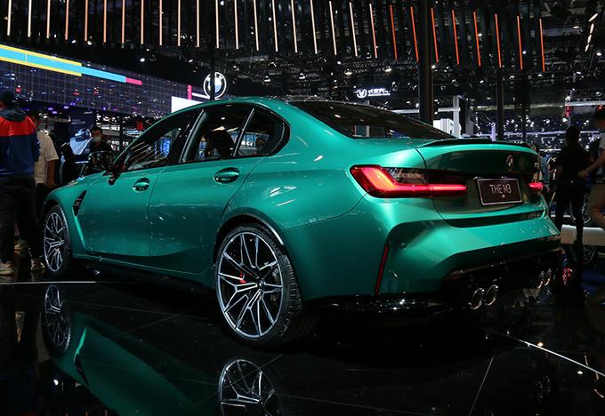 BBA均有新车 北京车展6款热门豪华性能车盘点-图15