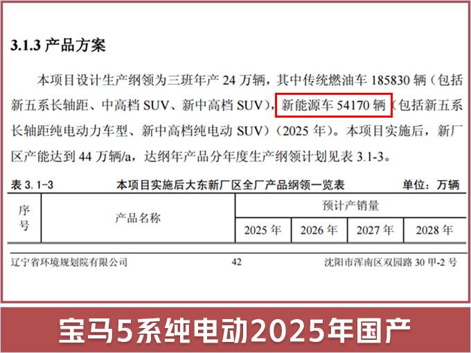 宝马动力电池产能超34万套 3系/X3插混将国产-图1