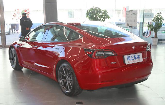 特斯拉Model 3 1月销量跌42小鹏P7连续3个月增长-图3