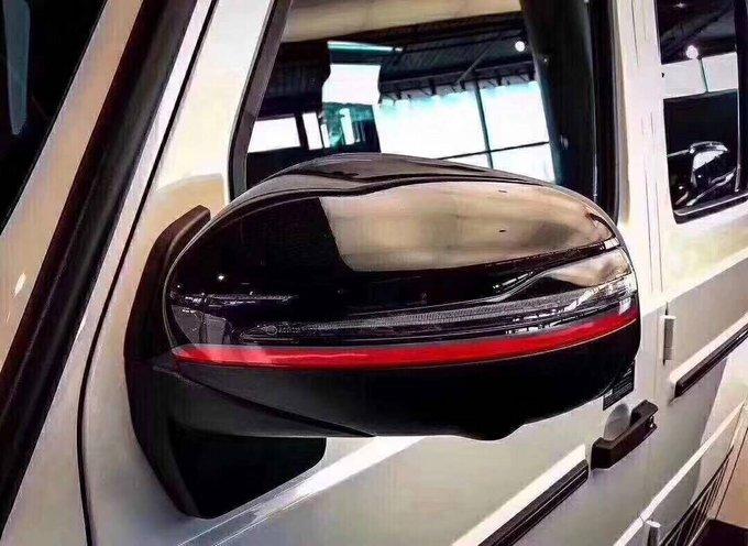 2019款奔驰G63全尺寸越野怪咖 最强大G级-图6