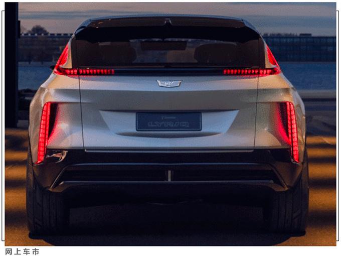 凯迪拉克销量创入华新高轿车热销同比大涨189.1-图8