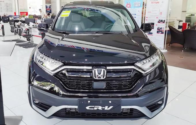 本田新款CR-V疑似价格 16.98万起/部分车型涨价-图1