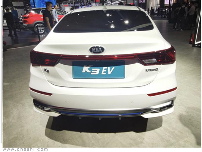 广州车展6款首发轿车 起亚K3电动版或17万起售-图8