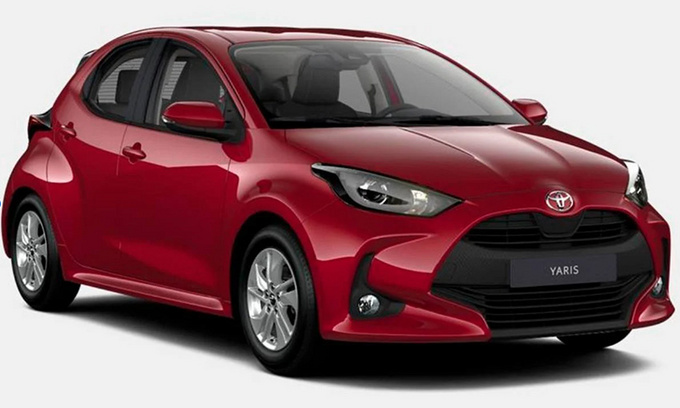 丰田Yaris汽油版售价曝光搭载1.5L引擎/配置丰富-图1