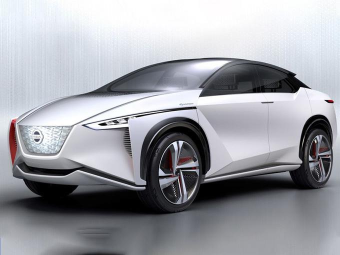 日产全新电动车即将亮相 搭双电机/PK特斯拉-图1