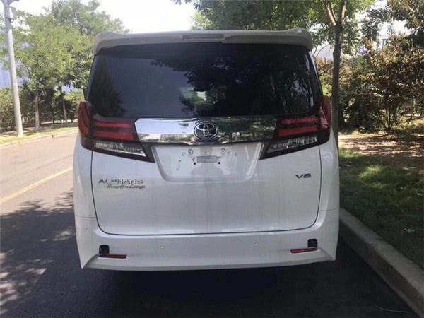 丰田保姆车2016款内饰|新款星宿一-图16