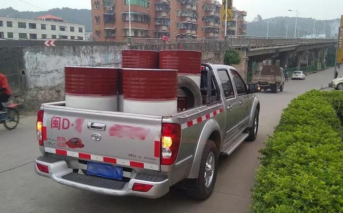 买不用去修理厂的皮卡 跑60万公里省油7.98万元-图2