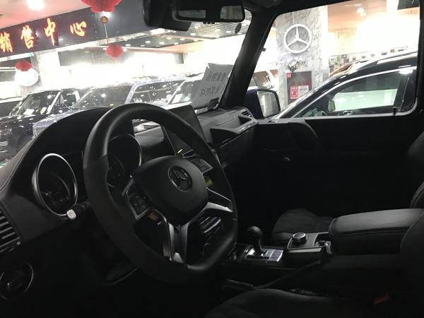 展位17款奔驰G5004x4 心动底价限量抢购-图7