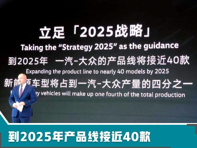 新品牌新能源刘亦功一汽大众迎来聚力之年-图2