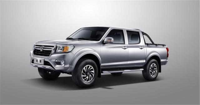 郑州日产锐骐国六柴油版正式上市9.58-12.78万元-图3