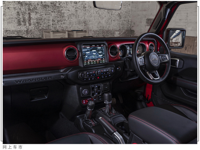Jeep牧马人新车型售价曝光搭2.2L/配置大涨-图7