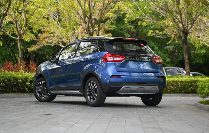 全新吉利新能源SUV不到7万就能买 还看啥比亚迪元-图3