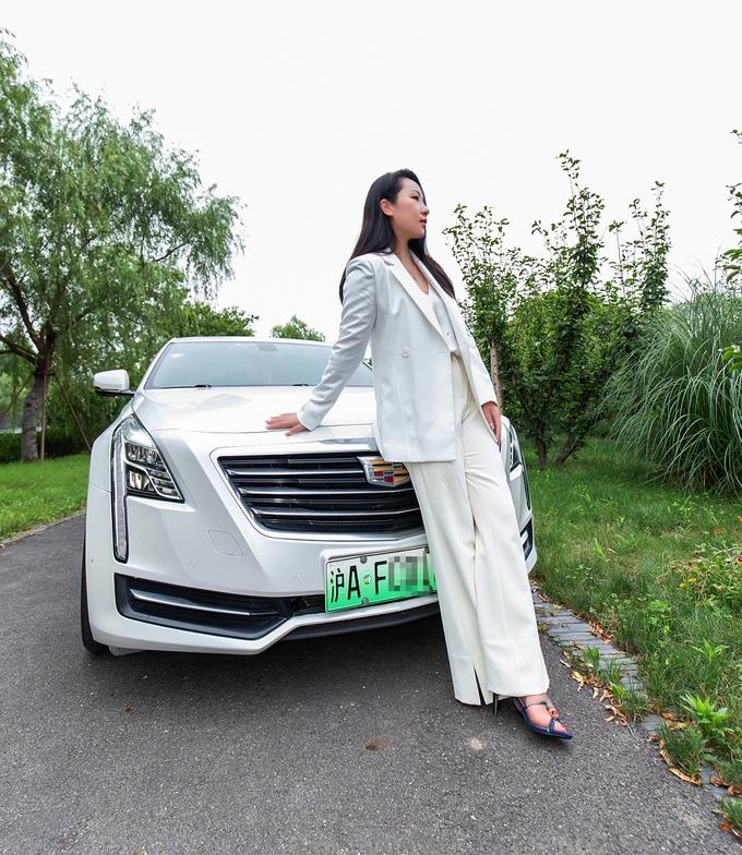【勿审批】凯迪拉克女车主专访-图18