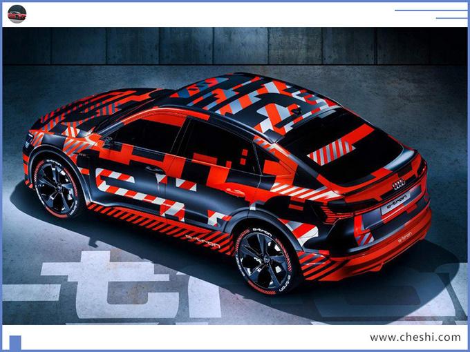 奥迪全新纯电SUV运动版 动力大幅提升11月首发-图6