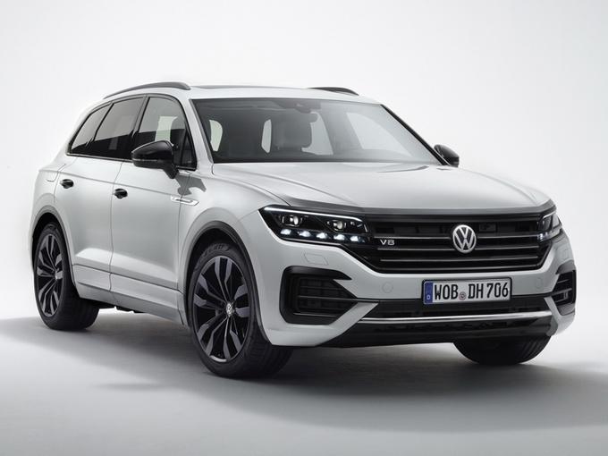 大众新款途锐售价公布6天后开售/V8车型将停产-图1
