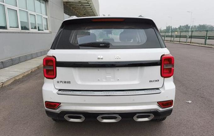 北京越野将打造全新平台 推出换代BJ20等多款新车-图2