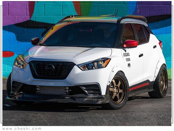 日产全新跨界SUV改装版 搭1.6T引擎动力大涨-图2
