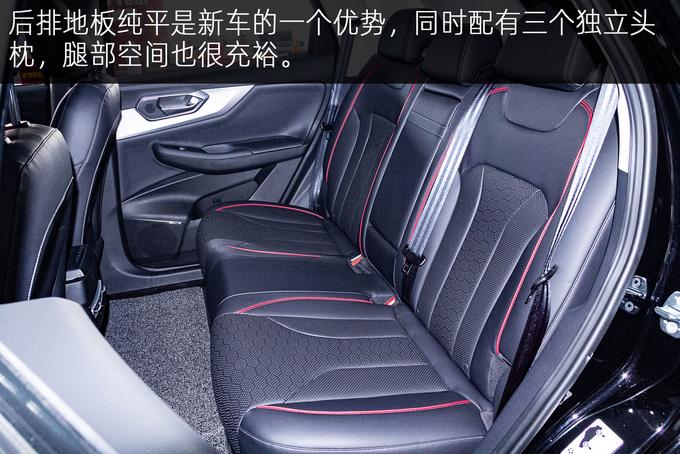 配置、服务双升级,BEIJING-X7贺岁限量版东莞实拍-图22