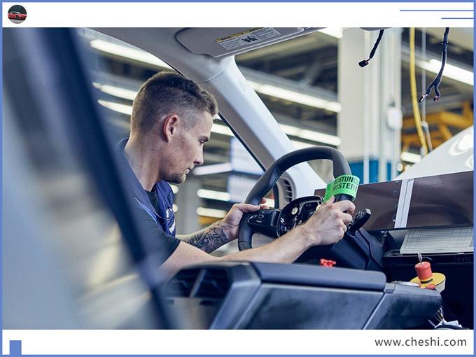 宝马大型电动SUV信息曝光 配曲面大屏+自动驾驶-图4