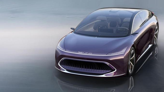 新架构新产品全面焕新的BEIJING汽车开启show time-图2