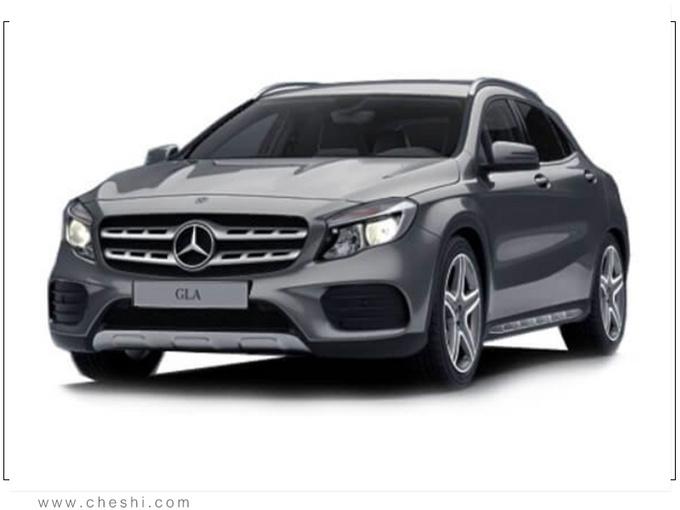 奔驰全新GLA发布 搭载1.6T发动机/内饰有亮点-图2